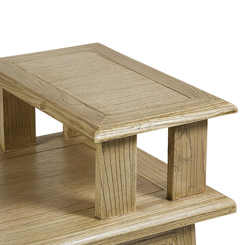 Side Table Mindi wood Plywood (60 x 40 x 70 cm)-Universal Store London™