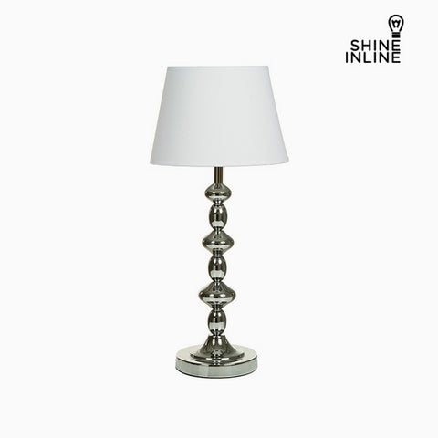 Image of Desk Lamp Chrome Iron (25 x 25 x 54 cm) by Shine Inline-Universal Store London™
