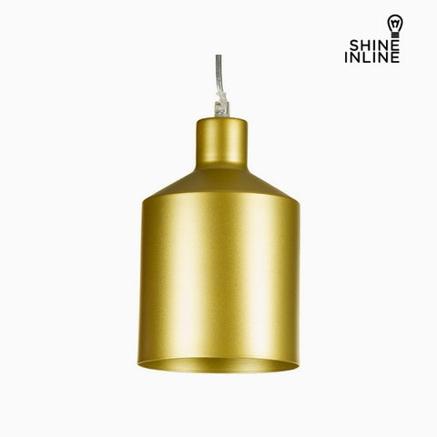 Image of Ceiling Light Golden Iron (13 x 13 x 23 cm) by Shine Inline-Universal Store London™