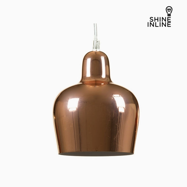 Ceiling Light Copper Iron (16 x 16 x 21 cm) by Shine Inline-Universal Store London™