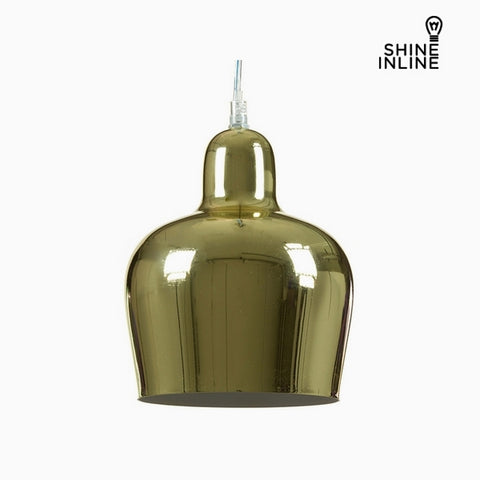 Ceiling Light Golden Iron (16 x 16 x 21 cm) by Shine Inline-Universal Store London™
