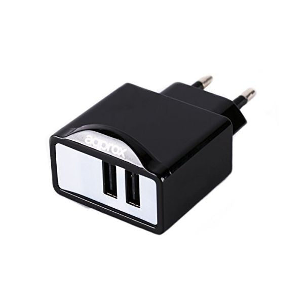 Wall Charger approx! AATCAT0036 APPUSBWALL21B USB-Universal Store London™