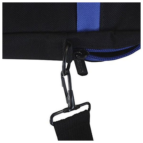"Image of Laptop Case approx! APPNB15S 15.6"" Black Blue-Universal Store London™"