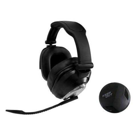 Gaming Headset with Microphone KEEP OUT HXAIR-Universal Store London™