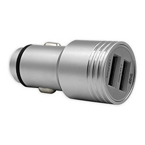 Car Charger TenGO! RT3115BT 2 USB Metal-Universal Store London™