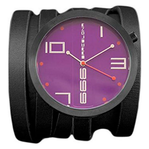 Image of Unisex Watch 666 Barcelona 174 (45 mm)-Universal Store London™