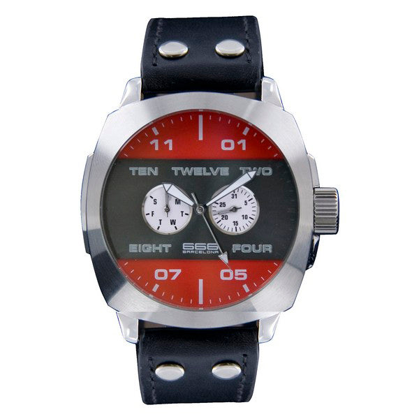 Men's Watch 666 Barcelona 252 (47 mm)-Universal Store London™