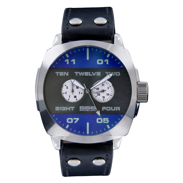 Men's Watch 666 Barcelona 253 (47 mm)-Universal Store London™