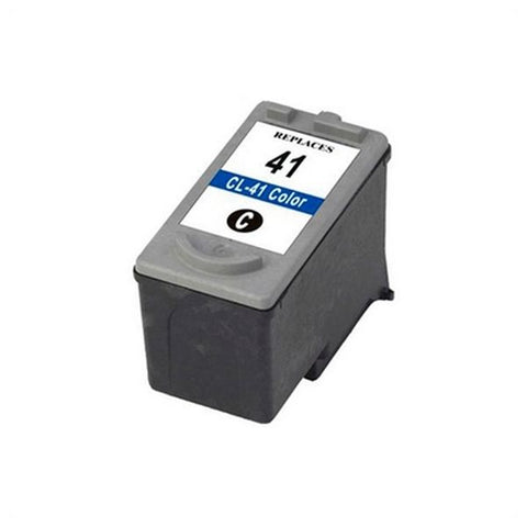 Recycled Ink Cartridge Inkoem M-CL41 Colour-Universal Store London™