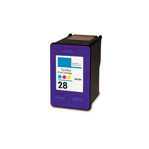 Recycled Ink Cartridge Inkoem M-H-28 XL Colour-Universal Store London™