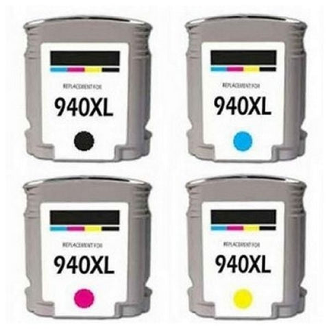 Compatible Ink Cartridge Inkoem 940XL-Universal Store London™