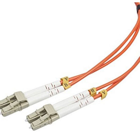 Image of Duplex Multimode Fibre Optic Cable iggual ANEAHE0223 IGG311578 LC / LC 5 m-Universal Store London™