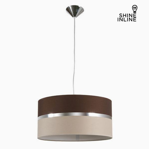 Ceiling Light Brown Beige by Shine Inline-Universal Store London™