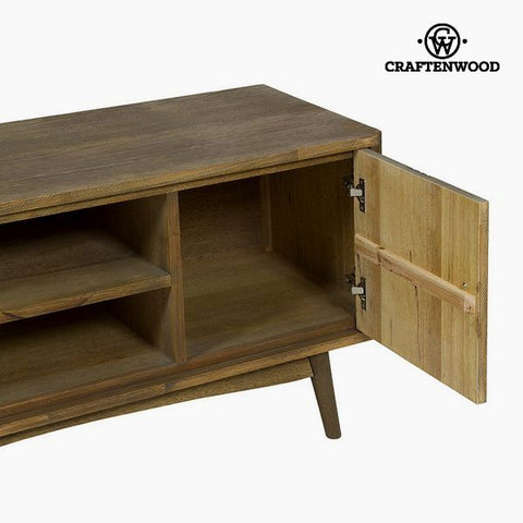 TV Table Teak Mdf Brown - Be Yourself Collection by Craftenwood-Universal Store London™