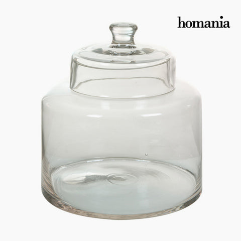 Image of Box with cover Glass by Homania-Universal Store London™