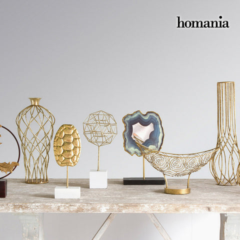 Image of Decorative Figure Tortoise Gold by Homania-Universal Store London™