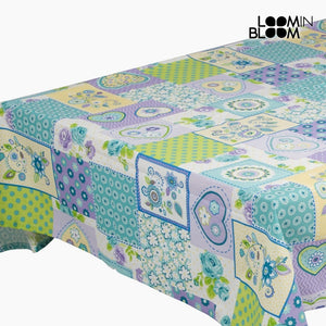 Tablecloth Cotton and polyester (200 x 140 x 0,05 cm) - Little Gala Collection by Loom In Bloom-Universal Store London™