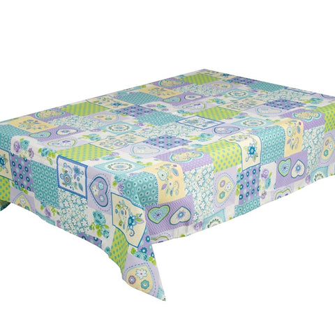 Image of Tablecloth Cotton and polyester (200 x 140 x 0,05 cm) - Little Gala Collection by Loom In Bloom-Universal Store London™