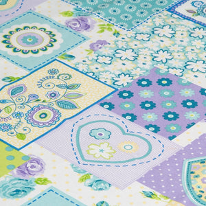 Tablecloth Cotton and polyester (200 x 140 x 0,05 cm) - Little Gala Collection by Loom In Bloom