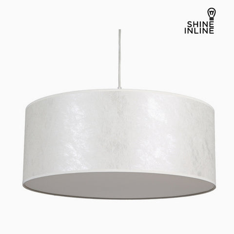 Ceiling Light Mother of pearl Cotton and polyester (50 x 50 x 20 cm) by Shine Inline-Universal Store London™