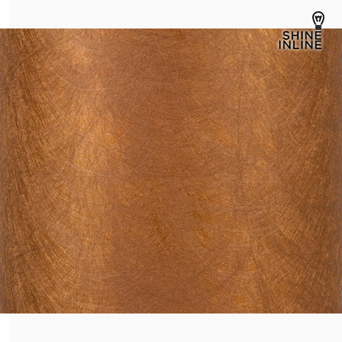 Floor Lamp Cellulose Copper by Shine Inline-Universal Store London™