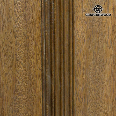 Headboard Teak Mdf Brown (160 x 120 x 4 cm) - Be Yourself Collection by Craftenwood-Universal Store London™