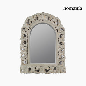 Mirror Synthetic resin Bevelled glass (86 x 5 x 64 cm) by Homania-Universal Store London™