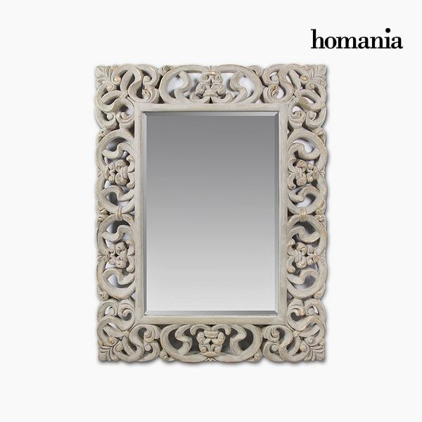 Mirror Synthetic resin Bevelled glass (130 x 5 x 100 cm) by Homania-Universal Store London™