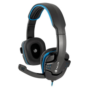 Gaming Headset with Microphone NGS GHX-505 USB Ø 4 cm-Universal Store London™