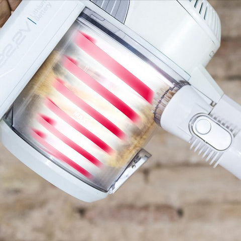 Image of Upright and Handheld Cyclone Vacuum Cecotec Conga Thunderbrush 650 Immortal 120W 22,2V-Universal Store London™