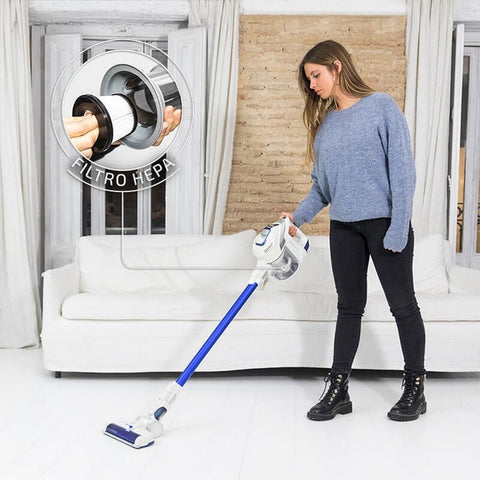 Upright and Handheld Cyclone Vacuum Cecotec Conga Thunderbrush 650 Immortal 120W 22,2V-Universal Store London™