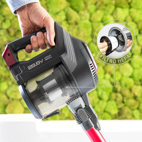 Upright and Handheld Cyclone Vacuum Cecotec Conga Thunderbrush 820 Immortal 120W 29,6V-Universal Store London™