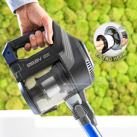 Upright and Handheld Cyclone Vacuum Cecotec Conga Thunderbrush 850 Immortal 120W 29,6V-Universal Store London™