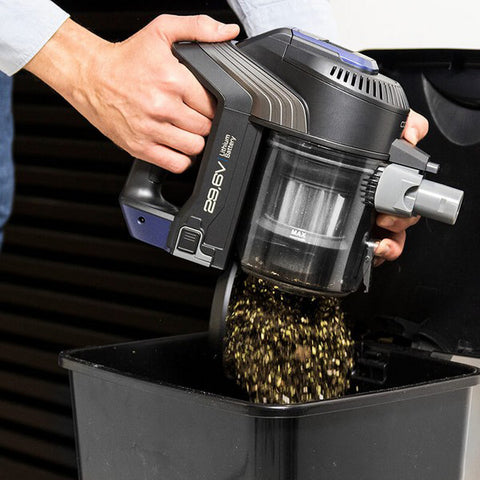 Image of Upright and Handheld Cyclone Vacuum Cecotec Conga Thunderbrush 850 Immortal 120W 29,6V-Universal Store London™