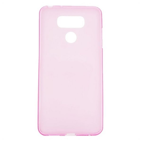 Mobile cover Ref. 100380 LG G6 TPU Pink-Universal Store London™
