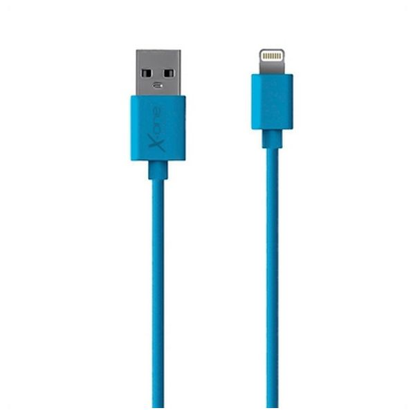 Lightning Cable Ref. 101233 Blue-Universal Store London™