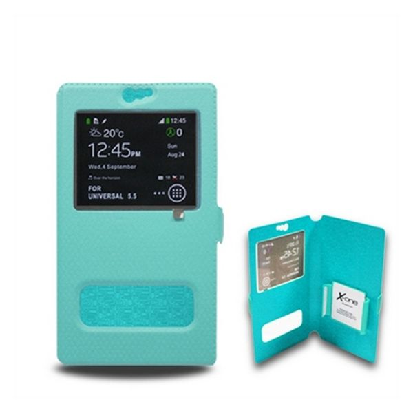 Universal Window Mobile Case Ref. 106733 Size S Turquoise-Universal Store London™