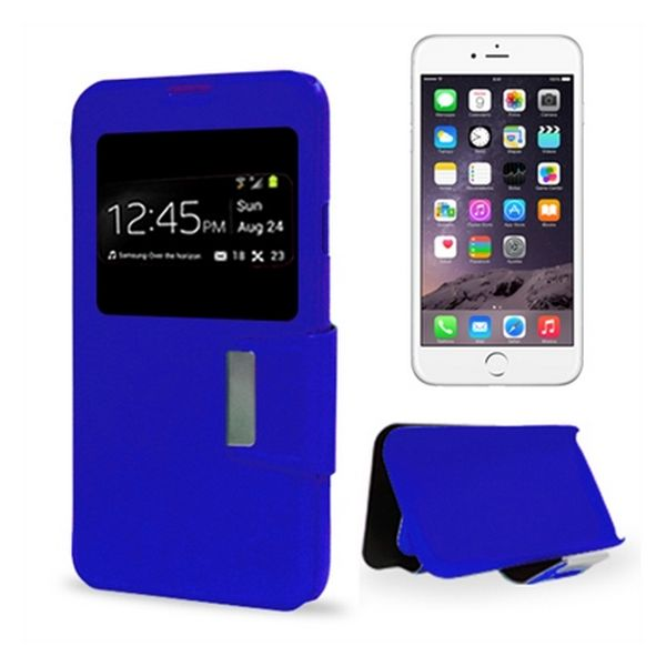 Case iPhone 6 Ref. 107624 PU Blue-Universal Store London™