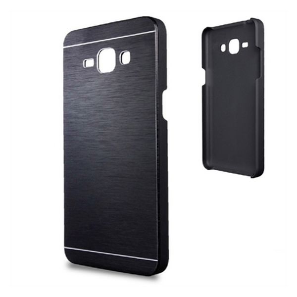 Case Samsung Grand Prime Ref. 115216 Aluminium Black-Universal Store London™