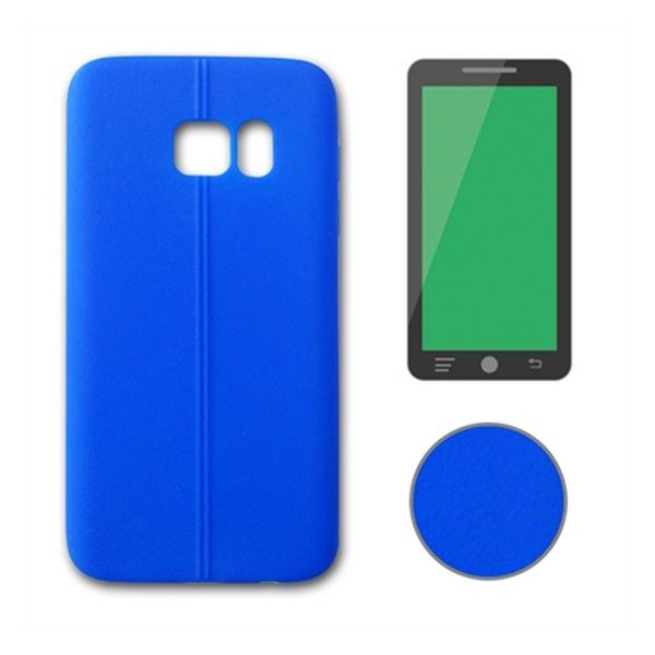 Case Samsung S7 Edge Ref. 127394 TPU Blue-Universal Store London™