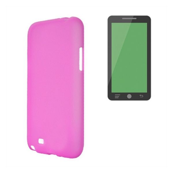 Case Wiko Lenny 3 Ref. 131025 TPU Pink-Universal Store London™