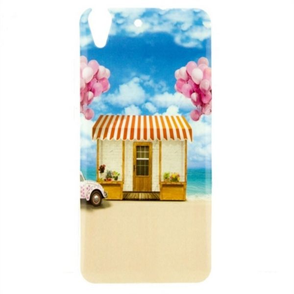 Case Huawei Y6 II Ref. 198523 TPU Little Beach House-Universal Store London™
