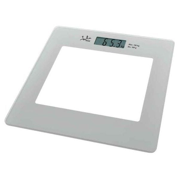 Digital Bathroom Scales JATA 290P Silver-Universal Store London™