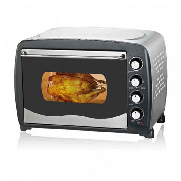Mini Electric Oven COMELEC HO5501 ICRL 55 L 2000W Black-Universal Store London™