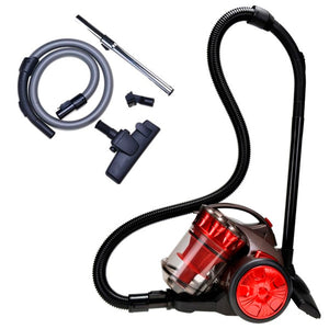 Bagless Vacuum Cleaner COMELEC ASP2209 79 dB 700W Red-Universal Store London™