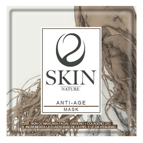 Anti-Ageing Revitalising Mask Skin Set Skin O2-Universal Store London™