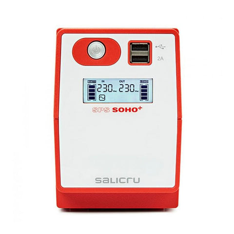 Image of Offline UPS Salicru 647CA000003 360W Red-Universal Store London™
