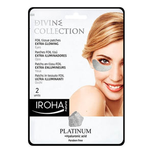 Patch for the Eye Area Platinum Iroha (2 uds)-Universal Store London™