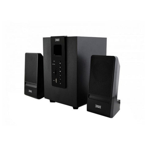 PC Speakers 2.1 3GO Y650 20W Black-Universal Store London™