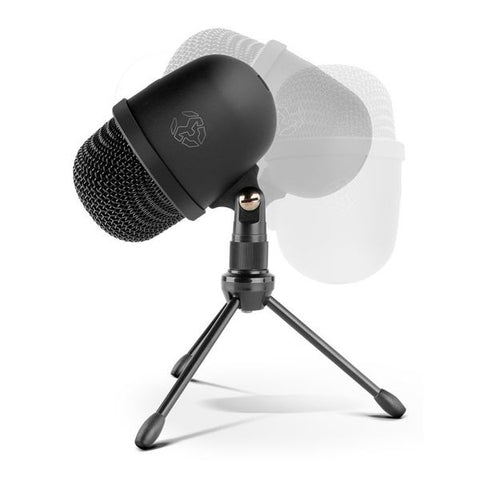 Image of Table-top Microphone KROM NXKROMKIMUPRO USB Black-Universal Store London™